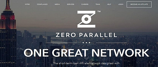 Zeroparallel - payday loans